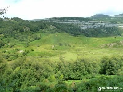 Santoña,Monte Buciero-Collados del Asón;el desfiladero de las xanas el refugio de la manchuela par